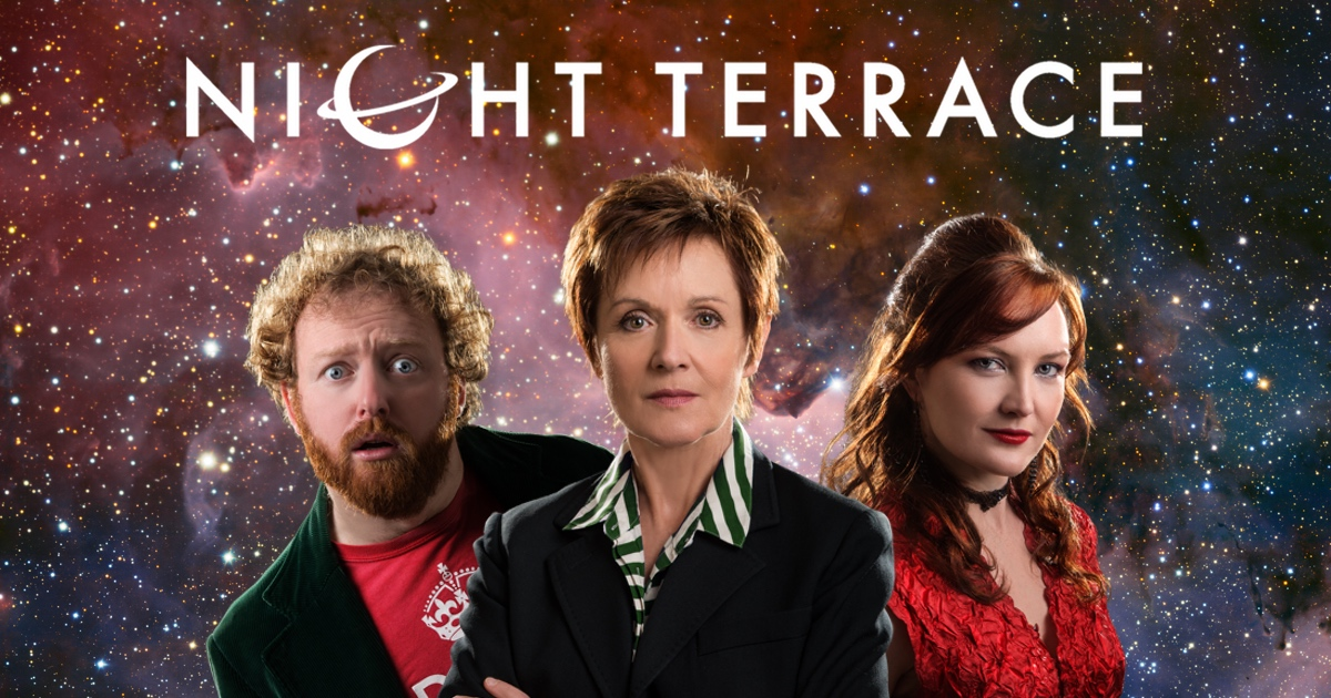 Night Terrace An Award Winning Science Fiction Comedy Series For Your Ears