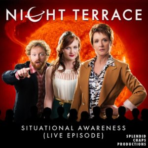 Night Terrace: Situational Awareness